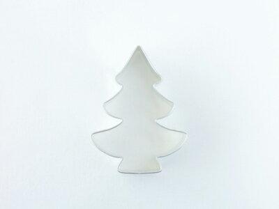 BIRKMANNクッキー型 クリスマスツリー 6cm