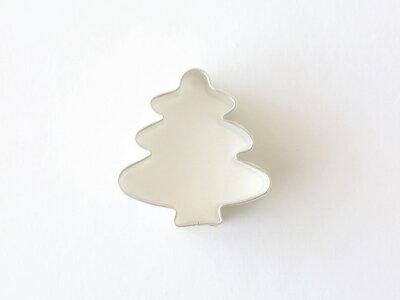 BIRKMANNクッキー型 クリスマスツリー B 5.5cm