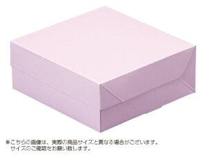 ケーキ箱 ロックBOX 65-ピンク 185(トレーなし)