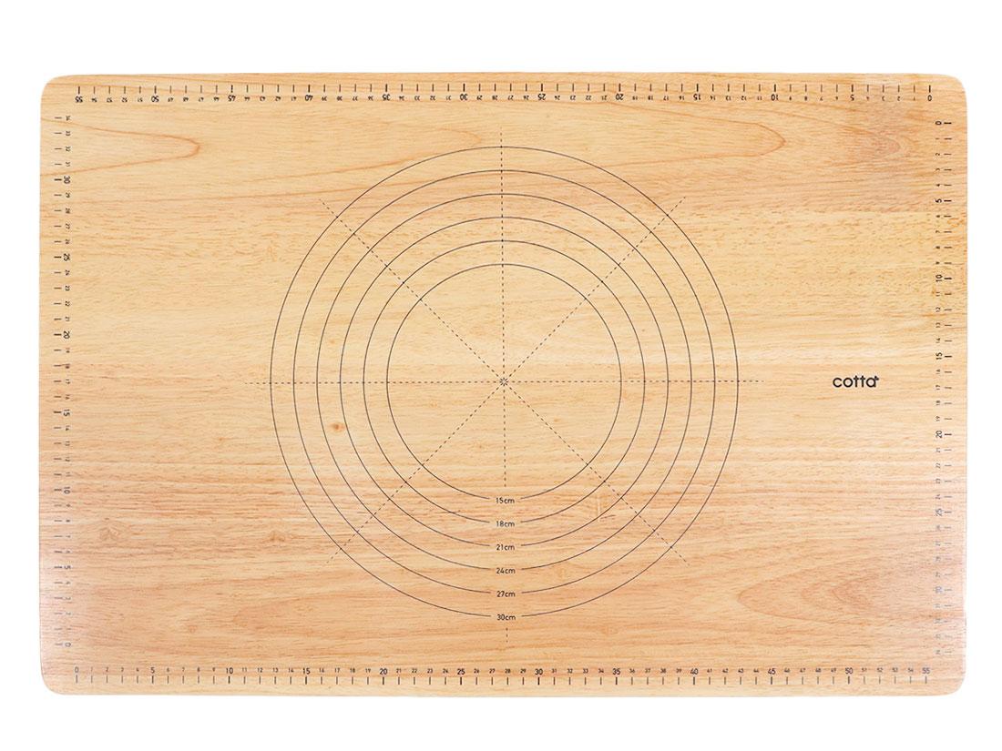 オリジナル ペストリーボード L パン スケール付 パンこね台 木製