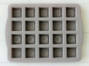チョコレートモールド ボックス