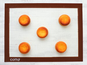 【ネコポス対応 送料無料】cotta シルパン(300×400) ベーキングマット クッキー シート メッシュ シルパット 焼き菓子 洋菓子 製菓・調理道具 お菓子作り 焼型 シリコン型 菓子道具 手作り