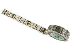 和紙マスキングテープ Sguirrel 15mm×10m