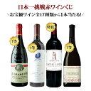 【300本限定!】日本一挑戦ワインくじ 第7弾(赤ワイン)シャトー・ラトゥール、オーパス・ワンやバローロなど高級赤…
