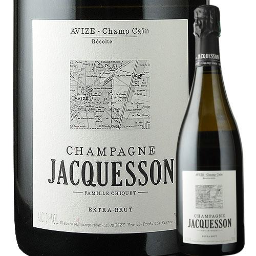 アヴィーズ・シャン・カン ジャクソン 2005年 フランス シャンパーニュ シャンパン・白 750ml【YDKG-t】【12本単位のご購入で送料無料/ギフト・プレゼント対応可】【ギフト ワイン】【ソムリエ】【楽ギフ_のし】