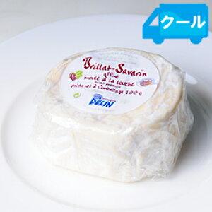 ブリア・サヴァラン 約200g BRILLAT SAVARIN フランス チーズ(フレッシュタイプ) 【ソムリエ】【ワイン おつまみ】