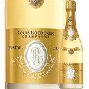クリスタル ルイ・ロデレール 箱なし 2009年 フランス シャンパーニュ シャンパン・白 辛口 750ml【YDKG-t】 【12本単位のご購入で送料…
