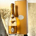化粧箱付き クリスタル ルイ・ロデレール 2012年 フランス シャンパーニュ シャンパン・白 辛口 750ml【12本単位のご…