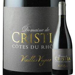 コート・デュ・ローヌ・ルージュ・ヴィエイユ・ヴィーニュ 2016年 赤ワイン