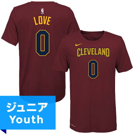 NBA ケビン・ラブ ネーム&ナンバーTシャツ キャバリアーズ(ジュニア マルーン) Nike Kevin Love Cleveland Cavaliers Youth Maroon Name & Number T-Shirt