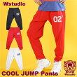 【送料無料】Wstudioダブルスタジオ【全3色】COOLJUMPPantsフィットネスウェア