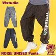【送料無料】Wstudioダブルスタジオ【全2色】NOISEUNISEXPantsフィットネスウェア