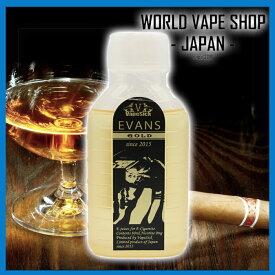 【数量限定】 VAPE SICK 極 EVANS GOLD 60ml 15mlユニコーン付ベイプシック エバンス 葉巻タバコフレーバー電子タバコ VAPE リキッド