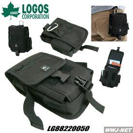 ヒップバッグ ボディバッグ ポーチ アウトドア キャンプ ヒップカーゴ No5 LOGOS(ロゴス) LG88220050