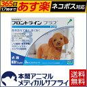【送料無料】犬用 フロントラインプラス S (5-10kg未満用) 1箱 3本入 3ピペット【動物用医薬品】