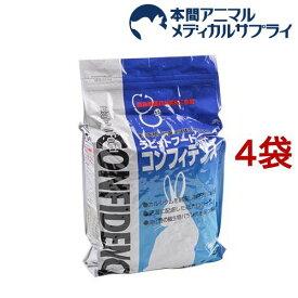 コンフィデンス(3kg*4袋セット)【コンフィデンス】