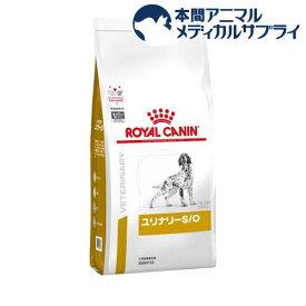ロイヤルカナン 食事療法食 犬用 ユリナリー S/O(8kg)【ロイヤルカナン療法食】