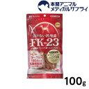 TH JAPAN 乳酸菌FK-23 ササミジャーキー シニア 100g