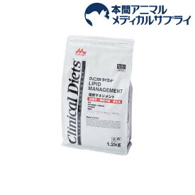 クリニカルダイエット 脂質マネジメント(1.2kg)【森乳サンワールド】