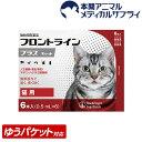 【メール便送料無料】猫用 フロントラインプラス 1箱 6本入 6ピペット【動物用医薬品】【d_frnt】【1903_flp】【rdkai…