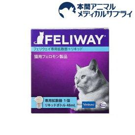 ビルバック フェリウェイ 専用拡散器+リキッド48ml(1セット)【ビルバック】