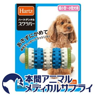 Hertz (Hartz) dental scrubber S (for microminiature ... small size dog)