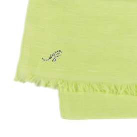 (クリスタル加工) UVカット コットンマフラー (モチーフ:A - クロス) ロング 日本製 泉州製 無地 タオルマフラー コットン UVケア UV対策 綿100% マフラータオル レディース メンズ ユニセックス マフラー ストール キッズ 国産 送料無料