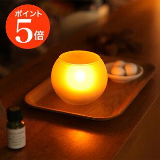 磨砂玻璃球類型 LED 蠟燭玻璃 [關閉與噴點發膠的呼吸,聽打開和關閉與] 王寅 StyleP25Jun15