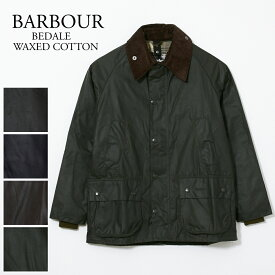 BARBOUR バブアー メンズブルゾン 【BEDALE:ビデイル】 MWX0018 BEDALE WAXED COTTON 選べるカラー 【spd】【swm】【clm】