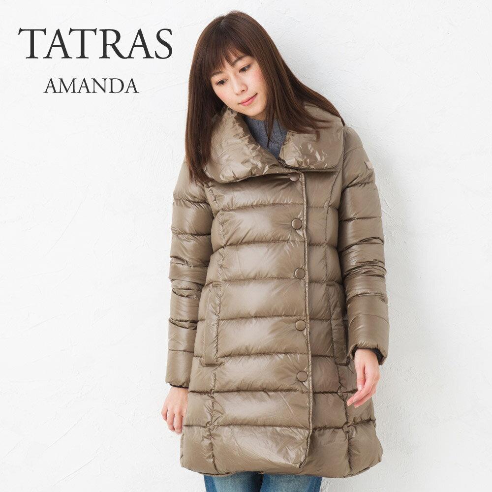 TATRAS タトラス レディース ダウンジャケット AMANDA BROWN