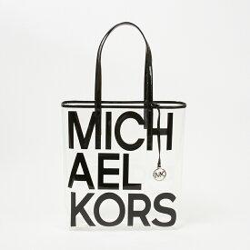 マイケル マイケルコース MICHAEL MICHAEL KORS トートバッグ 【ザ マイケル バッグ:THE MICHAEL BAG】 30S8S01T3P BLACKクリア(001) 【bgl】【kvb】