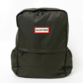 ハンター HUNTER リュック バックパック 【ORIGINAL LARGE NYLON BACKPACK】 UBB6028KBM DARK OLIVE 【bgl】【bgm】【sbv】【hkc】【scd】【glw】