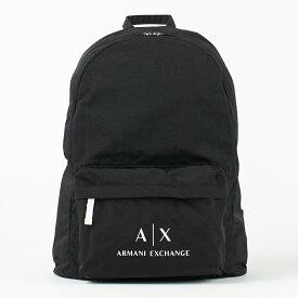 アルマーニエクスチェンジ ARMANI EXCHANGE バッグ リュックサック バッグパック 952103 CC511 00020 ブラック(BLACK) 【bgm】