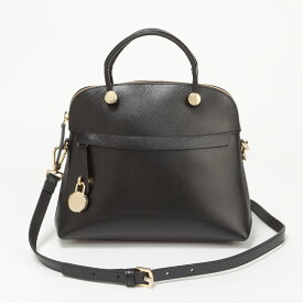 a7ba22420a32 フルラ バッグ 2WAYバッグ FURLA BHV0 835664 PE0-ARE-O60 ONYX 【PIPER】