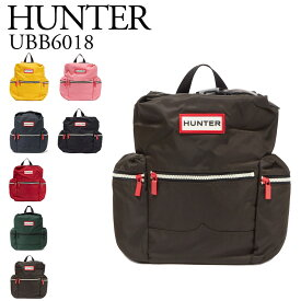 ハンター HUNTER リュック バックパック UBB6018ACD 選べるカラー 【ORIGINAL MINI BACKPACK NYLON】 【bgl】【bgm】【zkc】【sbv】【hkc】【scd】【glw】