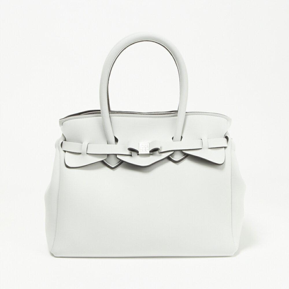 セーブマイバッグ SAVE MY BAG バッグ ハンドバッグ 10204N 【MISS】 AVORIO