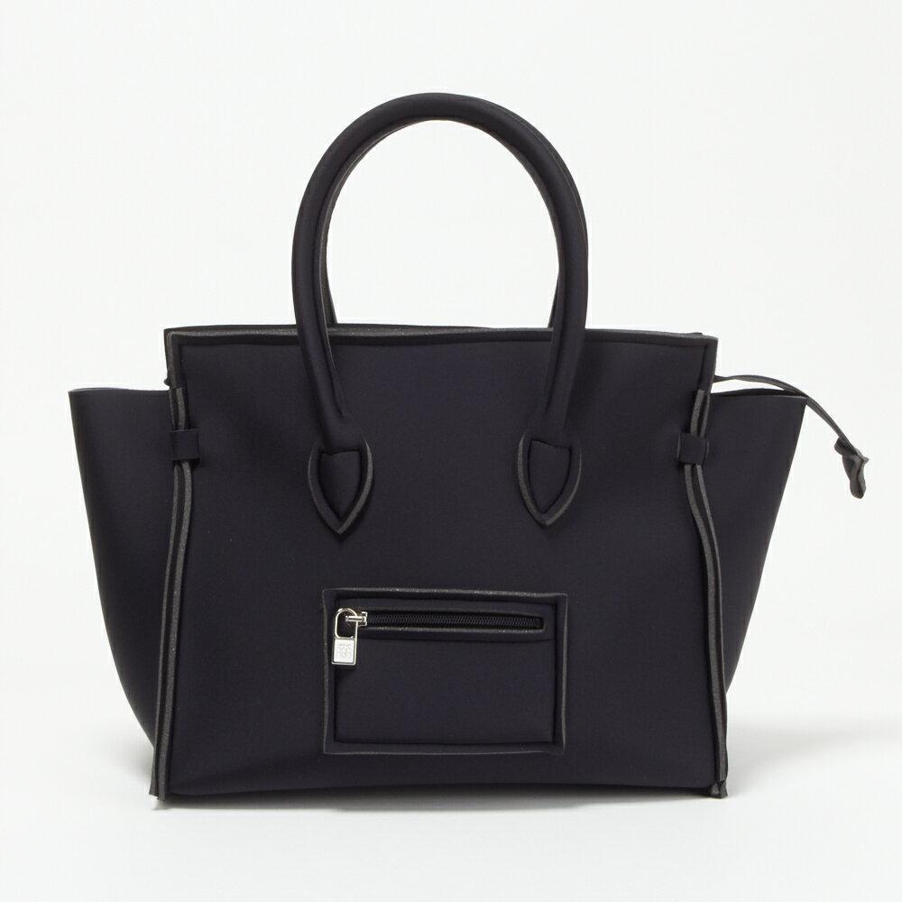 セーブマイバッグ SAVE MY BAG バッグ ハンドバッグ 2129N 【PORTOFINO LYCRA】 NERO