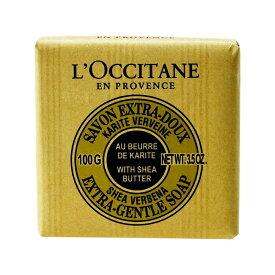 ロクシタン L'OCCITANE ヴァーベナ 01SA100VE シアソープ 100g