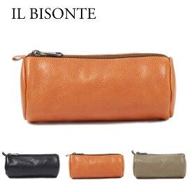 イルビゾンテ ポーチ C1116EP 選べるカラー IL BISONTE 【skl】【skm】