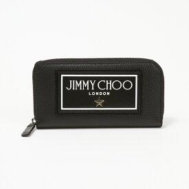 ジミーチュウ JIMMY CHOO 長財布 SEKI GNL 194 ブラック(BLACK) 【skm】【gdm】【hkc】【scd】【glw】【fdg】【父の日】【0620wal】