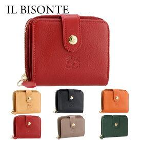 イルビゾンテ 折財布 C0960P 選べるカラー IL BISONTE 【skl】