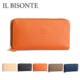 【楽天スーパーSALE】 イルビゾンテ 財布 長財布 C1166EP 選べるカラー IL BISONTE 【skl】【skm】
