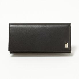 ダンヒル 財布 長財布 DUNHILL QD1010A SIDECAR ブラック 【skm】【hkc】【scd】【glw】