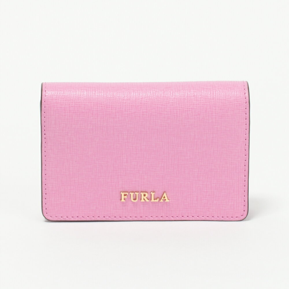 フルラ FURLA カードケース PS04 921948 BAB B30 OR9 【BABYLON】 ORCHIDEA