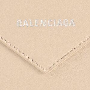 バレンシアガBALENCIAGAカードケース【ペーパーシィンカード:PAPIERZATHINCARD】499201DLQ0Nベージュ系(2730)