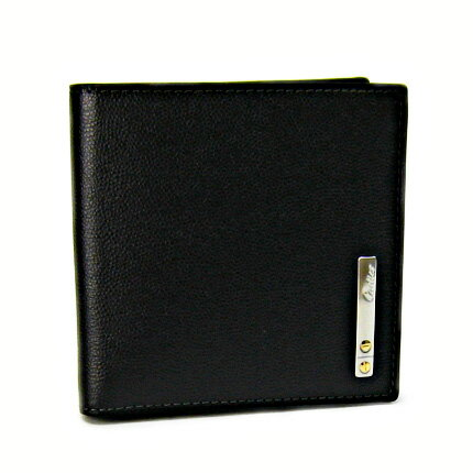 カルティエ 財布 折財布 CARTIER L3000772 BLACK サントス 【rms】