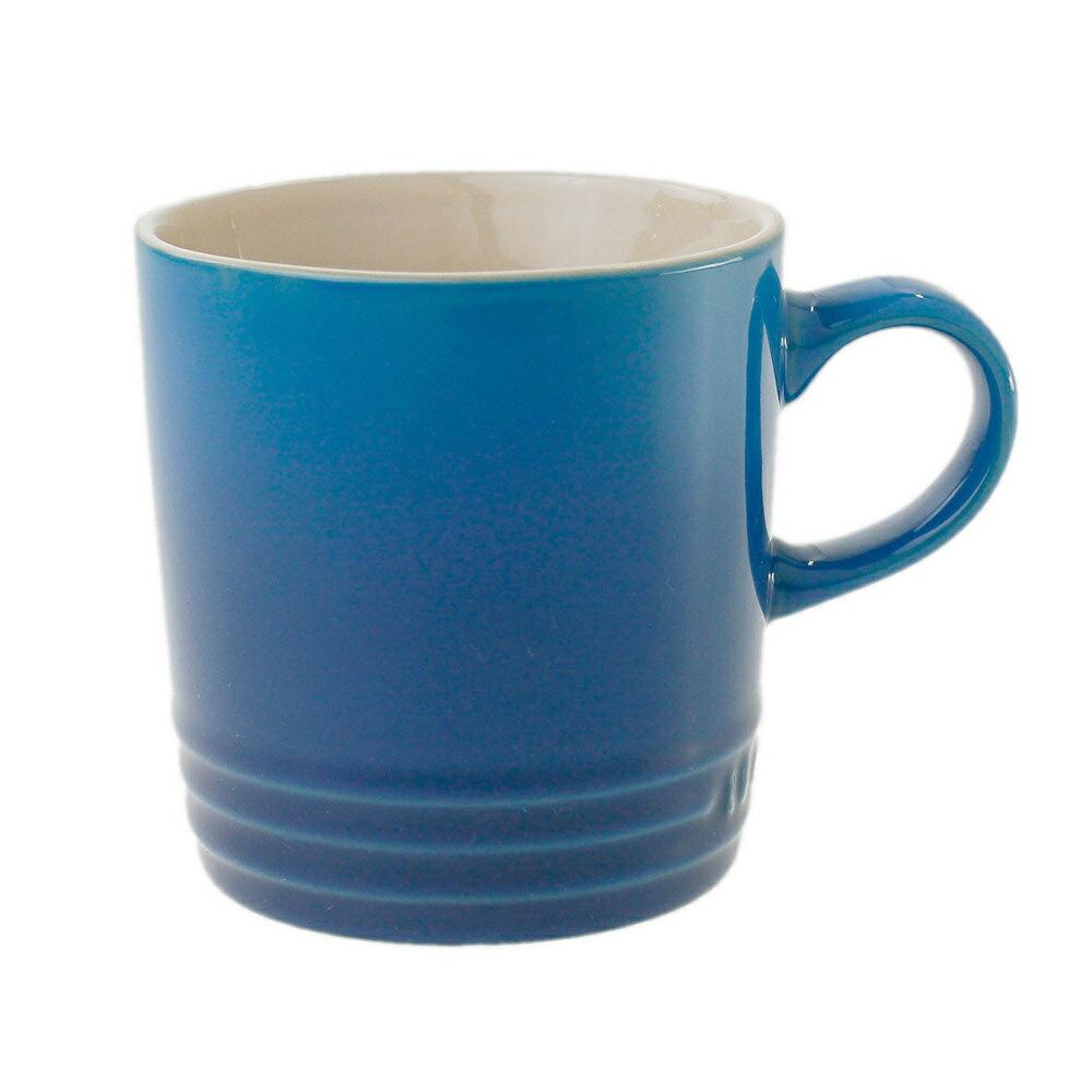 ルクルーゼ マグカップ LE CREUSET マルセイユブルー 350ml 【お取り寄せ】