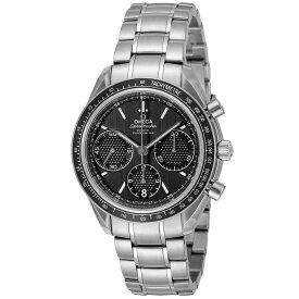 【ご予約会対象品】 オメガ OMEGA 腕時計 メンズウォッチ スピードマスター レーシング 326.30.40.50.01.001 ブラック文字盤 【お取り寄せ】【omw】