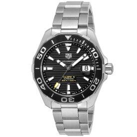 【ご予約会対象品】 タグホイヤー TAG HEUER 腕時計 メンズウォッチ アクアレーサー WAY201A.BA0927 ブラック文字盤 【お取り寄せ】