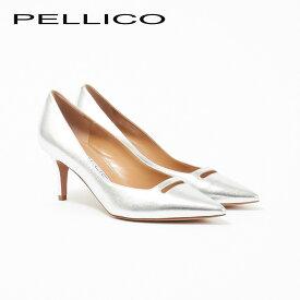 ペリーコ パンプス 0022 ANIMA65 シルバー系(ARGENTO SILVER) PELLICO 【zkk】【sws】